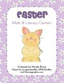 April Math & Literacy Centers