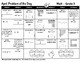 April Math Problem of the Day Calendar