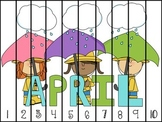 April Math Puzzles