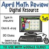Math Review for Google Slides