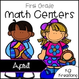 April Math Stations