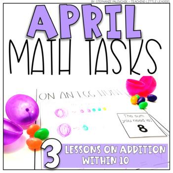 April Math Tasks