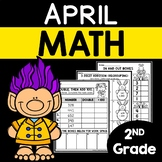 April Worksheets | April Math Worksheets for 2nd Grade