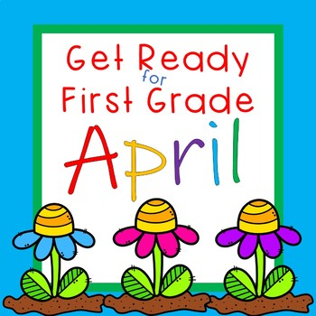 First Grade April Math and Literacy Activities