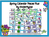 April & May Calendar Pieces Plus