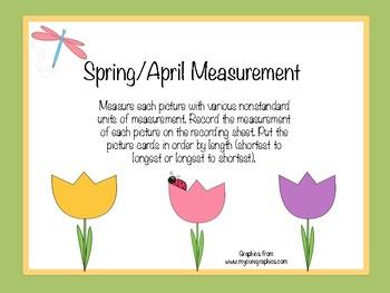 April Measurement