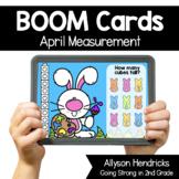 April Measurement Boom Cards™