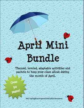 April Mini Bundle