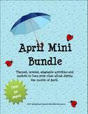 April Mini Bundle
