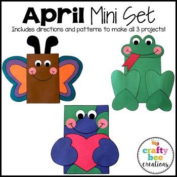 April Mini Set