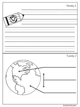 April Monthly Homework