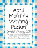 April Monthly Packet