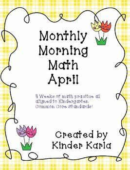 April Morning Math