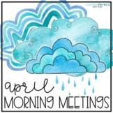 April Morning Meetings