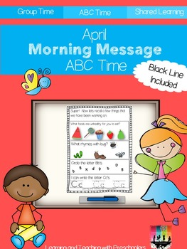 April Morning Message ABC Time