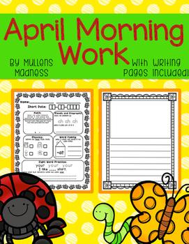 April Morning Work