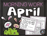 April Morning Work