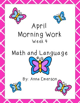 April Morning Work Week 4