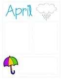 April Newsletter Template