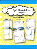 April Newsletter Templates