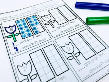 No Prep April Printables for Kindergarten