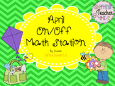April On/Off Addition Game