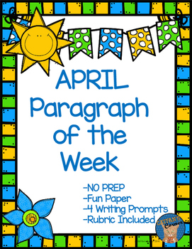 April Paragraph of the Week