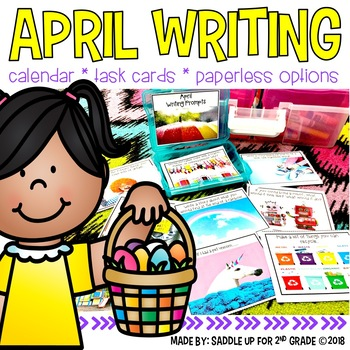 April Photo Writing Prompts
