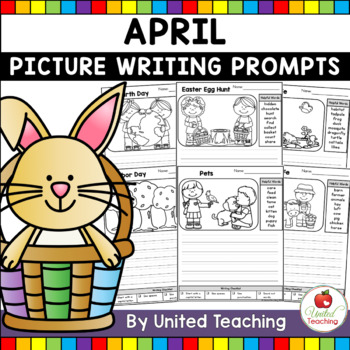April Picture Prompts for Writing