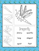 April Poems and Directed Drawings Daily 5 Literacy Centers