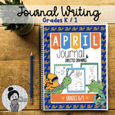 Kindergarten / Grade 1 Writing Prompts (April)