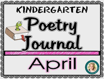 April Poetry Journal
