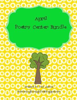 April Poetry Center Bundle-5 poems!