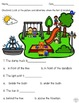 April Adapted Preposition Book