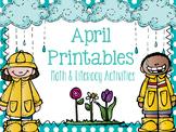 April Printables: Spring