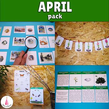 April Printables Pack