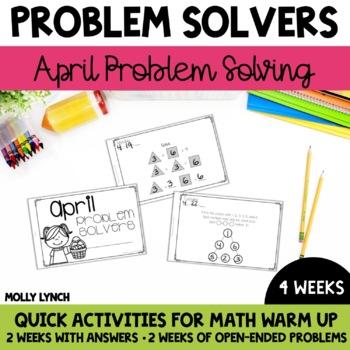 April Problem Solving