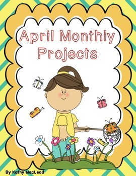 April Monthly Projects