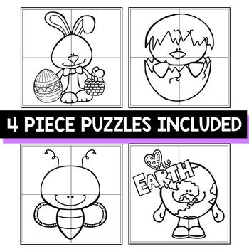 April Puzzle Writing