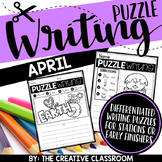 April Puzzle Writing
