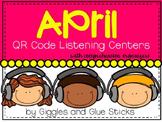QR Code Listening Centers: April