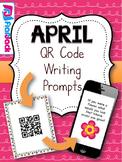 April QR Code Writing Prompts
