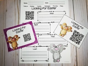 April QR Codes Listening Center