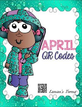 April QR codes