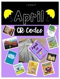 QR Codes April- Favorite Stories