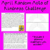 April Random Acts of Kindness Challenge Pack
