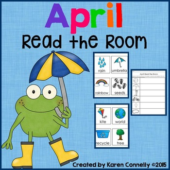 April Read the Room Freebie