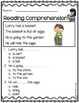 April Reading Comprehension