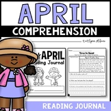 April Reading Comprehension Passages - Journal