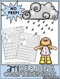 April Reading Comprehension {No Prep!}